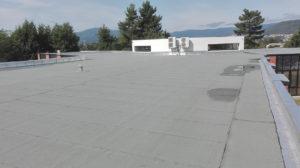 MPHbureaux : toiture canson Davézieux